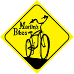 Martin's Bikes Cycling & Wine