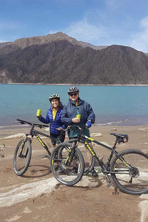 Mountain Bike Potrerillos